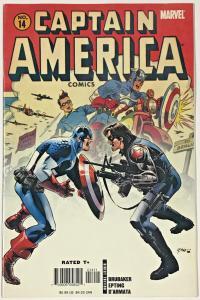 CAPTAIN AMERICA#14 NM 2006 'WINTER SOLDIER' MARVEL COMICS