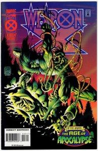 WEAPON-X #3 (7.5) No Resv! 1¢ Auction!