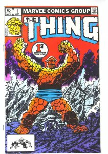 Thing (1983 series) #1, VF+ (Actual scan)