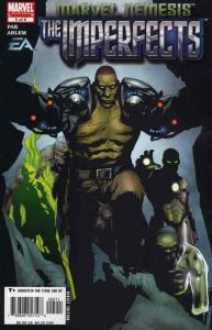 Marvel Nemesis: The Imperfects #5 FN; Marvel | save on shipping - details inside