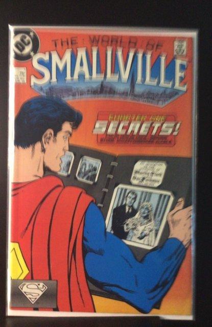 The World of Smallville #1 (1988)