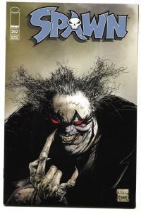 SPAWN #202 2011-IMAGE comic book-Todd McFarlane
