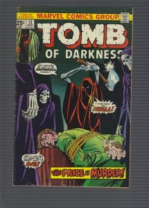 Tomb of Darkness #13 (1975)