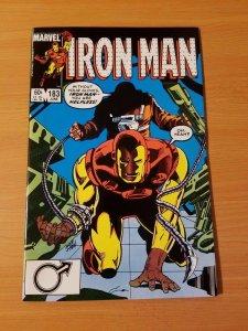 The Invincible Iron Man #183 ~ NEAR MINT NM ~ (1984, Marvel Comics)