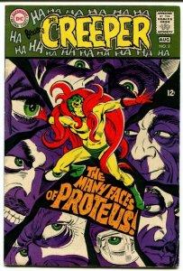 Beware The Creeper #2 (FN) 1968 Classic Steve Ditko Silver Age DC ID001