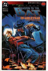 Batman Shadow of The Bat #16 (DC, 1993) VF