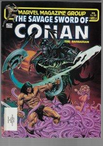 Savage Sword of Conan #96 (Marvel, 1984)