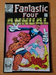 Fantastic Four Annual #17 (1983)