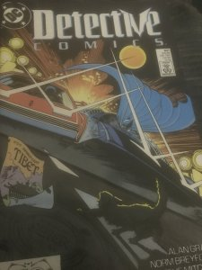DC Detective Comics #601 Mint Rare