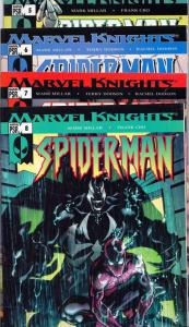 Spider-Man, Marvel Knights Set #56-78 (Oct-08) NM- High-Grade Spider-Man