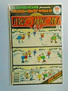 DC Super Stars #13 Sergio Aragones 6.0 FN (1977)
