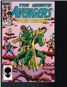 Avengers #251 (Marvel, 1985) NM