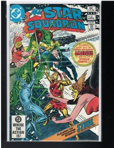 All-Star Squadron #8 (DC, 1982) NM