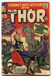 Journey into Mystery #106 comic book 1964- Thor- Jack Kirby- Silver Age G