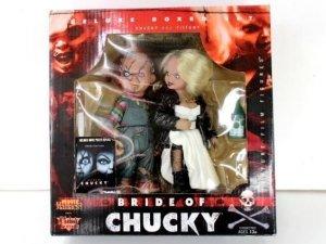 Figura/Figure: BRIDE OF CHUCKY - La Novia de Chucky, Pack de 2 figuras (Movie...