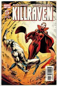 Killraven #5 (Marvel, 2003) VF/NM