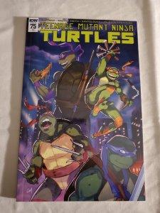 Teenage Mutant Ninja Turtles 75 Near Mint Written by Kevin Eastman