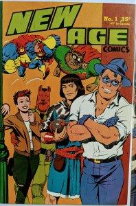 New Age Comics #1 (1985)