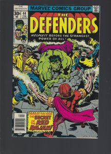 The Defenders #44 (1977)