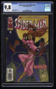 Spectacular Spider-Man #241 CGC NM/M 9.8 White Pages