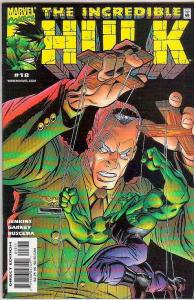 Hulk #18 (Sep-00) NM/MT Super-High-Grade Hulk, Bruce Banner