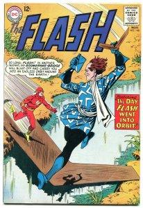 Flash Comics #148 1964- CAPTAIN BOOMERANG- FN+