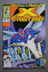 X-Factor #24  VF/Better    See Actual Photo