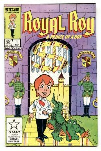 Royal Roy #1-1985-Star/Marvel first issue-VF/NM