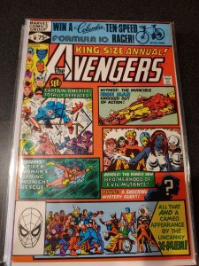 The Avengers Annual #10 1st App Of Rogue Marvel Comics (1981)