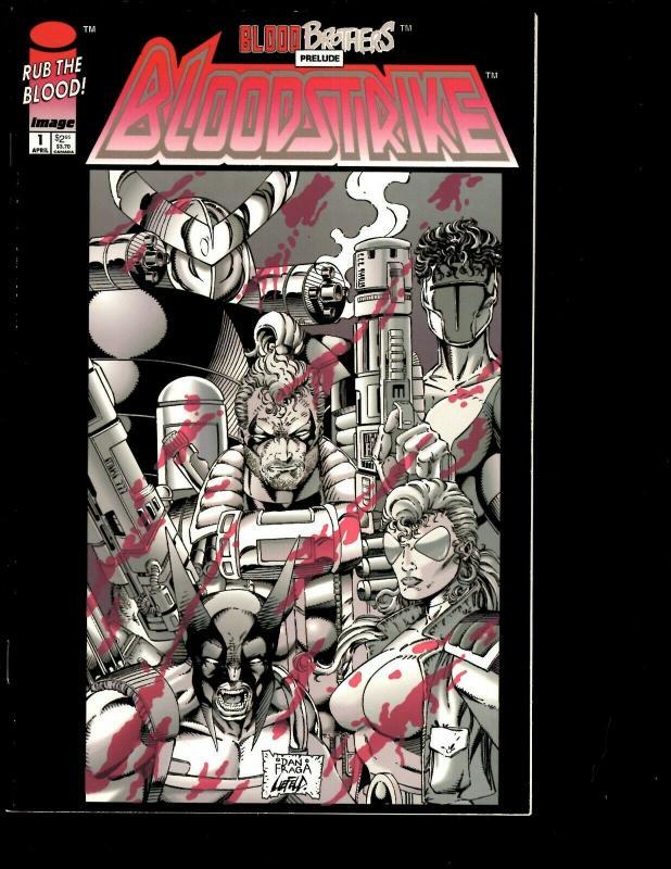 12 Comic Youngblood 1 Strike 1  Sugvirus Love NY Farscape 1 Filth 1 Wolf 1+ J391