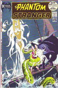 Phantom Stranger, The #18 (Apr-72) NM Super-High-Grade The Phantom Stranger