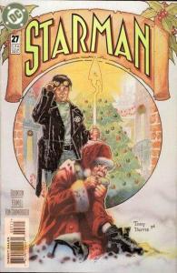 Starman (1994 series) #27, NM (Stock photo)