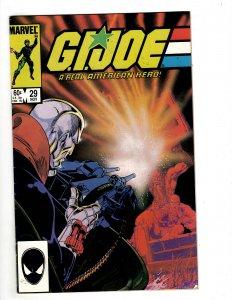 G.I. Joe: A Real American Hero #29 (1984) J610
