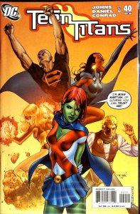Teen Titans #40 (2006)