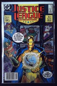 Justice League International #15 (1988)