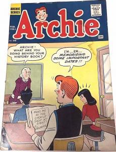 ARCHIE#116 GD/VG 1961 ARCHIE SILVER AGE COMICS