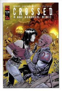 Crossed Plus 100 Mimic #5 Regular Cvr (Avatar, 2018) NM