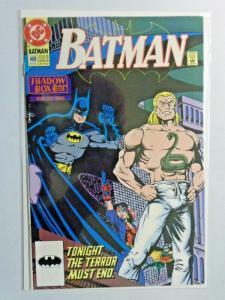 Batman #469 8.0 VF (1991)