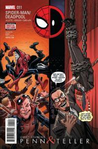 SPIDER-MAN DEADPOOL (2015 MARVEL) #11 NM-