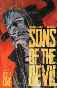 Sons Of The Devil #1A VF; Image | save on shipping - details inside