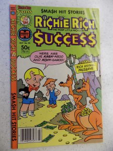 RICHIE RICH SUCCESS # 99 HARVEY CARTOON ADVENTURE FUNNY