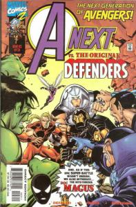 A-Next #3 VF/NM; Marvel | save on shipping - details inside