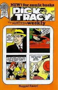 Dick Tracy Weekly #93 FN; Blackthorne | save on shipping - details inside