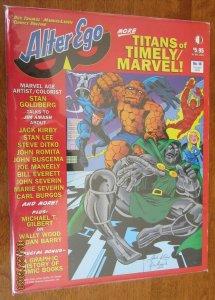 Alter Ego Marvel Bullpen #18 4.0 VG (2002)