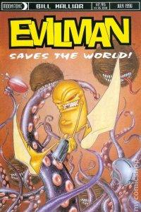 Evilman Saves the World #0, VF+ (Stock photo)