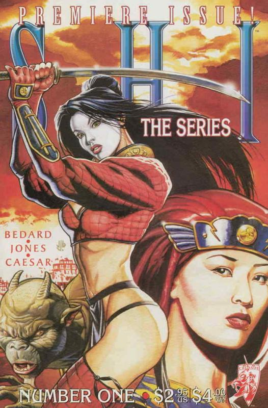Shi: The Series #1 VF; Crusade | save on shipping - details inside