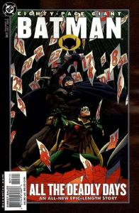 Batman: 80-Page Giant #3, NM (Stock photo)