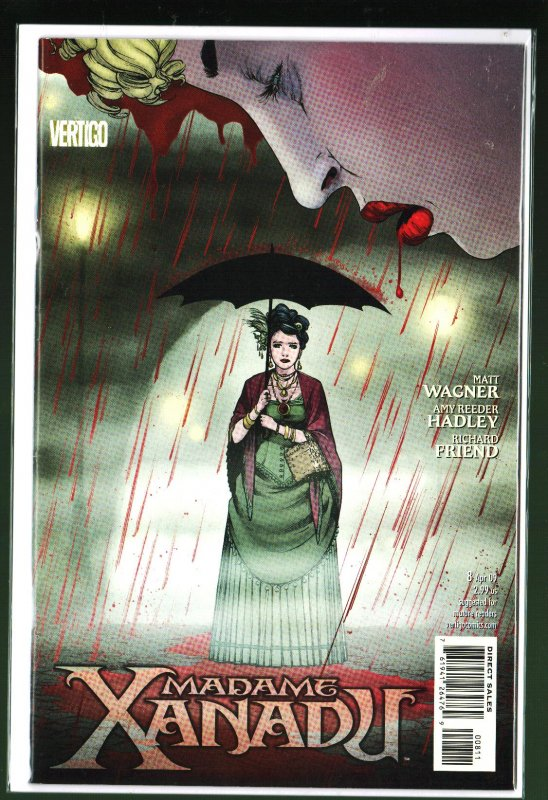 Madame Xanadu #8 (2009)