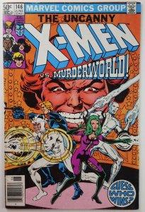 The Uncanny X-Men #146 - Doctor Doom APPEARANCE - Newsstand - VF - Marvel 1981