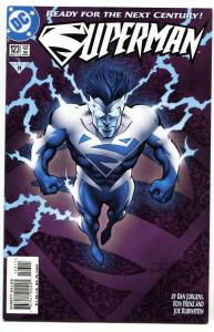SUPERMAN #123-new costume! DC-Comic Book NM-